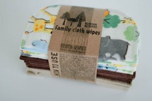 Family ClothWipes giveaway set